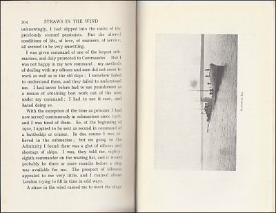 Stoker STRAWS IN THE WIND   Dardanelles  AUSTRALIAN SUBMARINE AE2  PoW in TURKEY 11