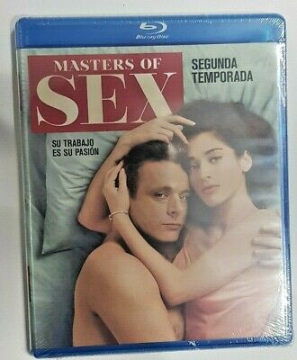 Pelicula Bluray Serie Tv Master Of Sex Temporada 2 Precintada 3