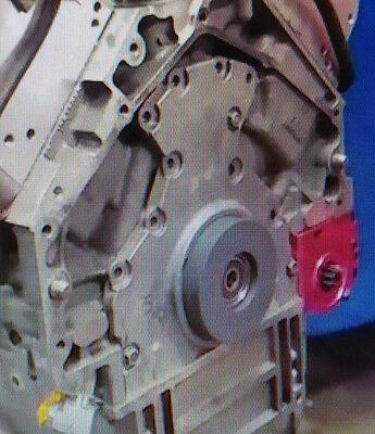 LS  Gen III & IV Timing, Rear Main Cover Tool LS1 LS2 LS3 LS 5.3 4.8 LQ4 Moore 3