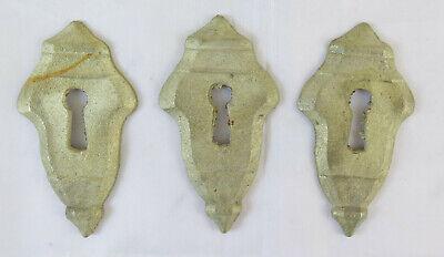 6 Nozzles for Furniture Antique Bronze Stud Cover Lock Antique Art CH28 3