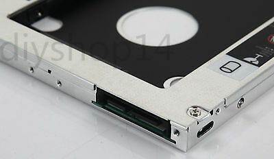 2nd Hard Drive HDD SSD Optical Caddy Adapter for Asus A40 A41 A52 K42 K52 A52J