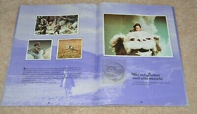 Neverending Story Complete 48 Page Binder With Cards