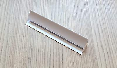 4 Of 9 White 8mm Coving 2.6m Trim For Bathroom Ceiling Panels Wall Cladding PVC  Shower