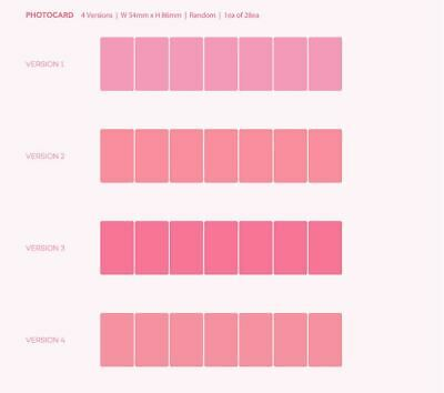 BTS - [Map of the Soul : Persona] Album Full Ver. CD+POSTER+PHOTOBOOK+CARD+ETC 3