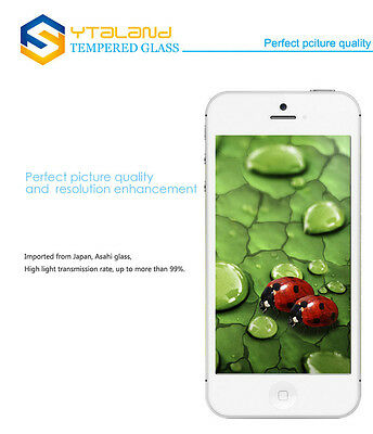 2Pcs 9H+ Premium Tempered Glass Film Screen Protector For Samsung Galaxy Phone 5