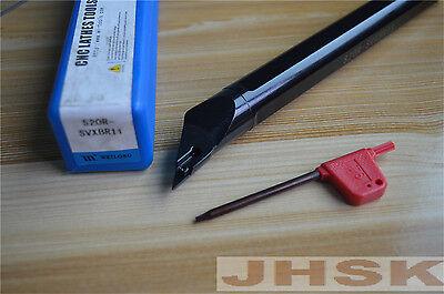 S40T-SVXBR16 40×300mm Internal FOR VBGT VBMT1604 Inner hole tool 96 degrees