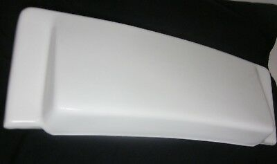 Kohler K4539 84079 Tank Cover Lid For 3385 Single Piece Toilet Rochelle White 10