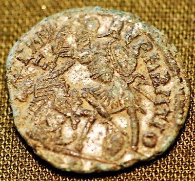 329-330 Roman Ancient Coin. Constans II Imperatore. 2