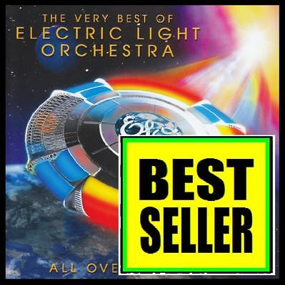 ELECTRIC LIGHT ORCHESTRA - VERY BEST OF ELO : ALL OVER THE WORLD CD 70's *NEW* 2