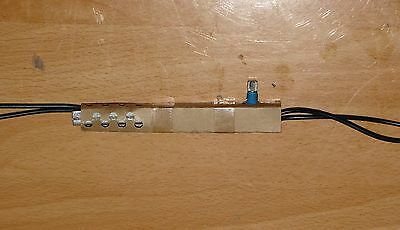 Floor Lamp Rotary Dimmer Switch Max.300W 120VAC 240VAC Replacement//Repair Kit