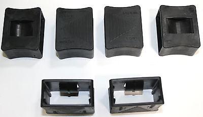 10er Paket Schieber zur Härteverstellung von Lattenrosten | verschiedenen Größen 3