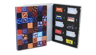 UniKeep Nintendo Game Boy Advance Cartridge Game Case, 10 Game Capacity 6