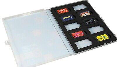 UniKeep Nintendo Game Boy Advance Cartridge Game Case, 10 Game Capacity 2