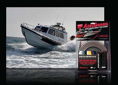 Keel Guard 4 Feet Gray Keel Protector Megaware Boat Length
