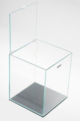 AQUAEL Nano Aquarium Shrimp Set 20 L weiss mit LED Beleuchtung inkl. Zubehör 5