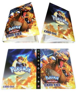 ULTRA PRO Pokémon Portefeuille Cartes à Collectionner Protection Album Classeur 7