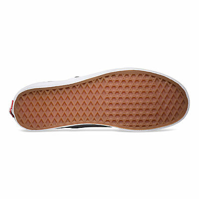 4 of 5 Vans CHECKERBOARD SLIP-ON BLACK OFF WHITE CHECK Canvas Classic Shoes  Fast Ship 1a228941b