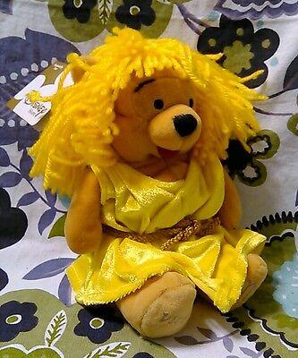 Virgo Disney Bean Bag Plush Pooh