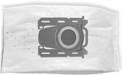 10 Staubsaugerbeutel geeignet für Privileg Q-PHS RO 8556