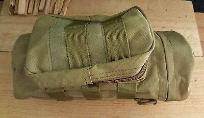 Bushcraft-Survival / Fire / Cook / Knife / Ferro Rod / Duct Tape / Pouch MCT-201 5