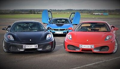 'Supercar' Blast Driving Experience Gift. Valid 7 Days Reduced Price 2
