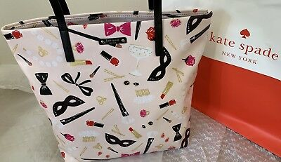 de58aca8fdcb KATE SPADE DAYCATION Bon Shopper Tote - $129.99 | PicClick