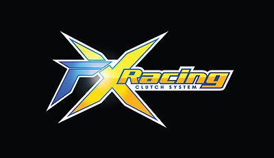 FX STAGE 3 CLUTCH KIT +LIGHT FLYWHEEL for 2004-2017 SUBARU IMPREZA WRX STi  EJ257
