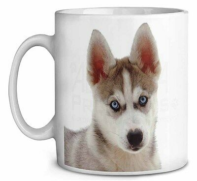 Siberian Husky Dog Coffee//Tea Mug Christmas Stocking Filler Gift Idea AD-H65MG