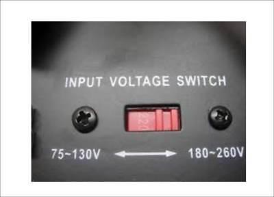 Transformateur Stabilisateur de 220 A 110V 110 220V 5000W Convertisseur Courant 2
