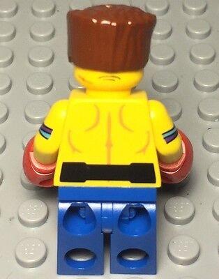 LEGO NEW World Champion Boxer Mini Figure W/ Red Boxing Gloves ...