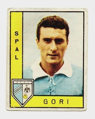 Figurina Premio Panini Calciatori 1962-63 - Spal - Gori - Nuova* 2