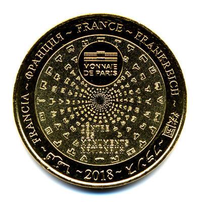 34 NISSAN Site d'Ensérune, 2018, Monnaie de Paris