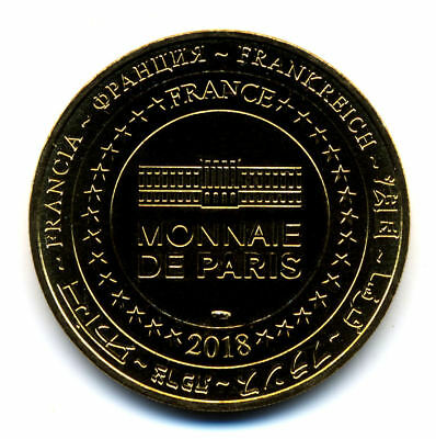 37 SEUILLY Musée Rabelais, 2018, Monnaie de Paris