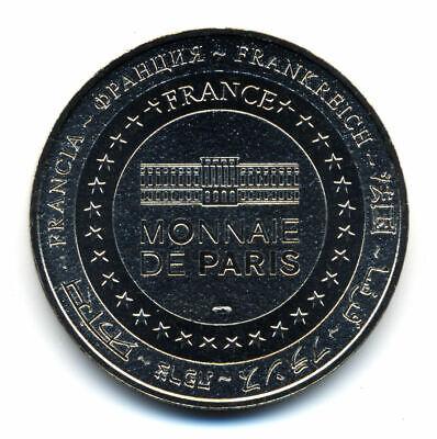 75006 Hôtel de la Monnaie, Mickey, Couleur, Monnaie de Paris 2