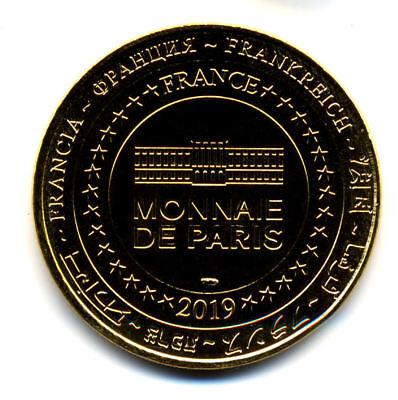 50 SAINTE-MERE-EGLISE Musée Airborne 2, 2019, Monnaie de Paris