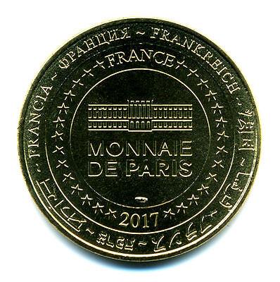 75007 Bateaux parisiens, 2017, Monnaie de Paris