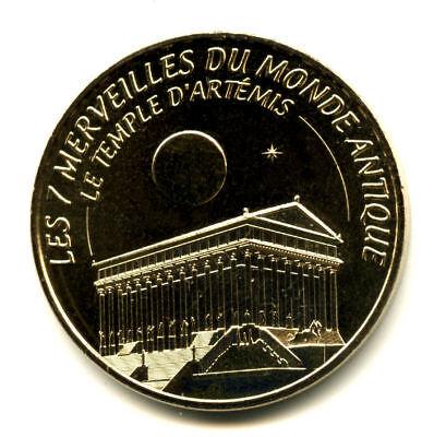 13 AUBAGNE Série 7 Merveilles du Monde et le porte-bonheur, Monnaie de Paris 5
