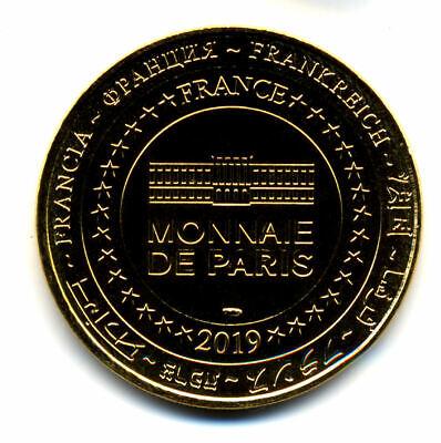 25 LA CLUSE-ET-MIJOUX Château de Joux, 2019, Monnaie de Paris 2