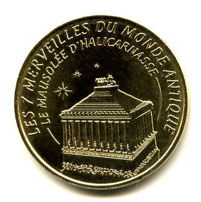 13 AUBAGNE Série 7 Merveilles du Monde et le porte-bonheur, Monnaie de Paris 4