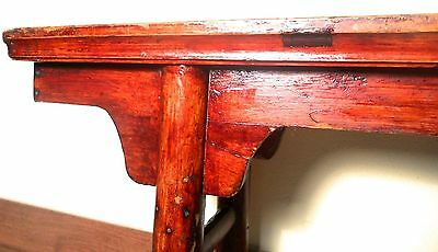 Antique Chinese Ming Bench (3273), Cypress Wood, Circa 1800-1849 4