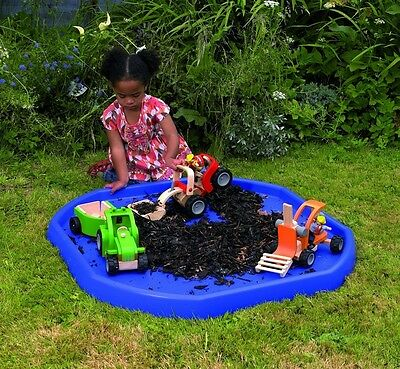 Large Plastic Children Kid Party Play Tuff Spot MIXING TRAY Toy Sand Pit Water 4