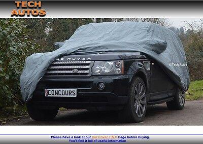 Indoor Grey Dust Cover Lightweight Horizon Range Rover Evoque L538 4