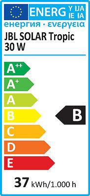 JBL SOLAR TROPIC  Sonnenlicht-Vollspektrumröhre für Aquarienpflanzen 30 W 3 • EUR 20,37