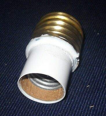 Mogul Three Way Light Bulb Socket Adapter 3 To