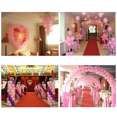 100 Luftballons Geburtstag Hochzeit Party Deko Club Ballons