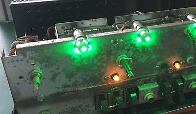 McIntosh MA5100 PreAmplifier LED Lamp bulb Filter Upgrade Kit LED - 5 x bulbs