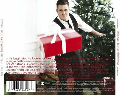 MICHAEL BUBLE Christmas (2012) Deluxe Special Edition 19-track CD NEW/SEALED 2