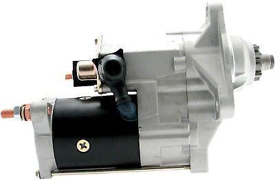 New Starter 428000-5190 fits Cummins ISX T2000 C500 Kenworth Peterbilt 19505 4