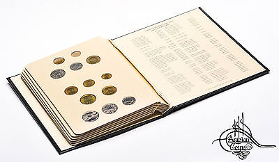 Tunisia 1960-2013 Coin Album 1968 1970 1976 1983 1988 1990 1993 1996 1997 1999 8