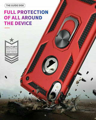 For iPhone 11 Pro XS Max XR 7 8 Plus Shockproof Magnetic Heavy Duty Case Cover 2